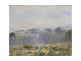 Summer Haze in Sussex Giclee Print by Sir David Murray