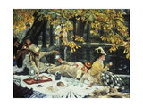 Holyday Giclee Print by James Tissot