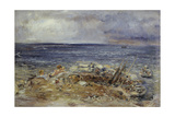 The Emigrants Giclee Print by William McTaggart