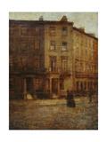 Bessborough Street, Pimlico Giclee Print by Ambrose Mcevoy