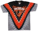Youth: MLB- OriolesThrowback V-Dye Shirts
