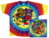 Grateful Dead- Bear Jamboree Shirts