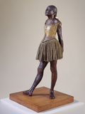 Little Dancer Aged Fourteen Photographic Print by Edgar Degas