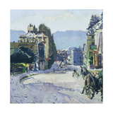 Belvedere, Bath Giclee Print by Walter Richard Sickert