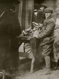 Selling Bananas Photo by Lewis Wicks Hine