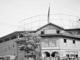 League Park, Cleveland, Ohio Photo