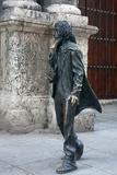 El Caballero De Paris Statue Photo by Carol Highsmith
