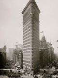 Flat-Iron I.E. Flatiron Building, New York, N.Y. Photo