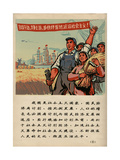 Farmers and Workers Support Communism Prints