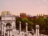 The Naval Arch at Madison Square, New York City Photo