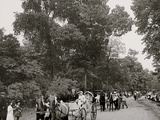 Childrens Day Parade at Belle Isle Park, Detroit, Mich. Photo