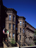 Brownstone Homes Photo by Carol Highsmith