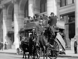 Mounted Policeman, New York, N.Y. Photo