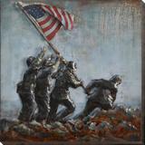 Iwo Jima Print