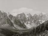 Valley of the Peaks, Alberta Photo