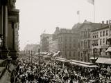 Labor Day Crowd, Main St., Buffalo, N.Y. Photo