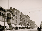 High Street, Holyoke, Mass. Photo