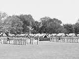 Inspection of Battalion, United States Military Academy, West Point, N.Y. Photo