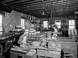 Glazier Stove Company, Lamp Stove Dept., Chelsea, Mich. Photo