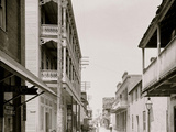 St. George St., St. Augustine, Fla. Photo
