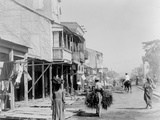 Main St., Port-Au-Prince, Hayti, W.I. Photo
