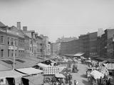 Dock Street, Philadelphia, Pa. Photo