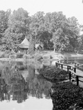 The Island House, Druid Hill Park, Baltimore, Md. Photo