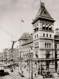 Post Office, Albany, N.Y. Photo