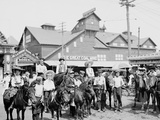 The Ponies, Coney Island, New York, N.Y. Photo
