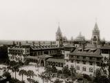 The Ponce De Leon, St. Augustine, Fla. Foto