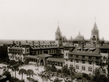 The Ponce De Leon, St. Augustine, Fla. Photo