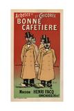 La Chicoree Bonne Cafetiere Prints by Fernand Fernel