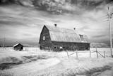 Barn, Upper Michigan Prints by Carol Highsmith