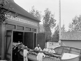 U.S. Life Saving Station, Macatawa Park, Mich. Photo