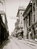 Royal St. from Canal St., New Orleans, La. Photo