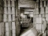 Glazier Stove Company, Shipping Room, Chelsea, Mich. Photo