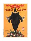 Vov Pezziol Posters by Leonetto Cappiello