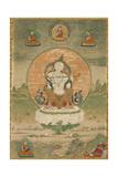 Goddess Sarasvati Posters