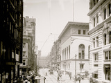 Corner of Fifth Avenue and Wood Street, Pittsburgh, Pa. Photo