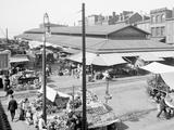 Lexington Market, Baltimore, Maryland Photo