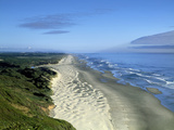 Oregon Dunes Along the Pacific Ocean Photo by Carol Highsmith