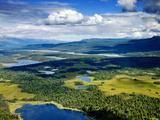 Alpine Lakes and Forest, Denali National Park, Alaska Photo by Carol Highsmith