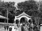 Coney Island, Entrance, Cincinnati, Ohio Photo