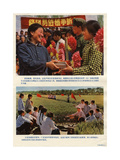 Family Planning with Books by Mao Prints