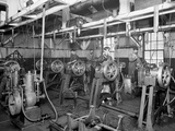 The Testing Room, Leland Faulconer Manufacturing Co., Detroit, Mich. Photo