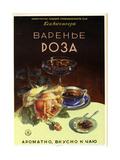 Rose Tea, Aromatic Kunstdrucke