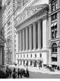 New York Stock Exchange, N.Y. Photo