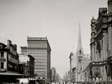 North Broad Street, Philadelphia, Pa. Photo