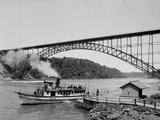 Upper Steel Arch Bridge, Niagara Photo