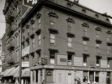 Cincinnati, Hamilton and Dayton Railroad Office, Detroit, Mich. Photo
